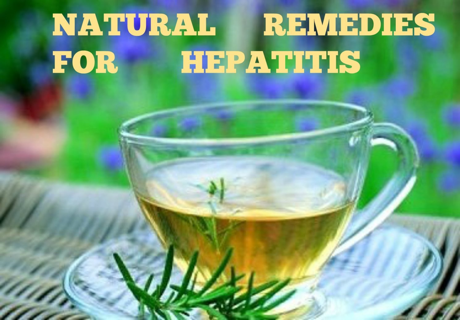 Treat Hepatitis Naturally | Home Remedies For Hepatitis