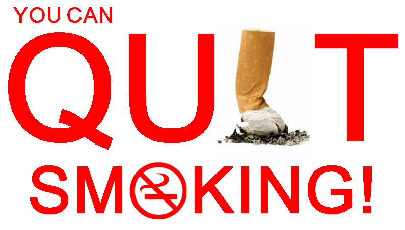 Image result for you can quit smoking