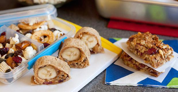 Healthy & Tasty Snacks Idea for Kids