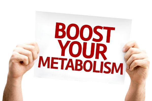 Easy & Effective Way to Increase Your Metabolism