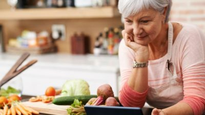 Best Diet for 60 Year Old Woman