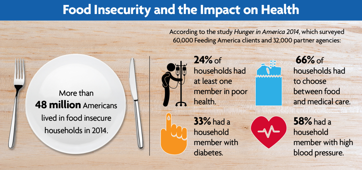 Main Causes of Food Insecurity Across the World