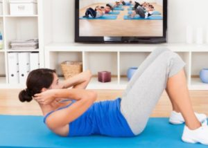 5 Simple Exercises To Become Slim & Fit
