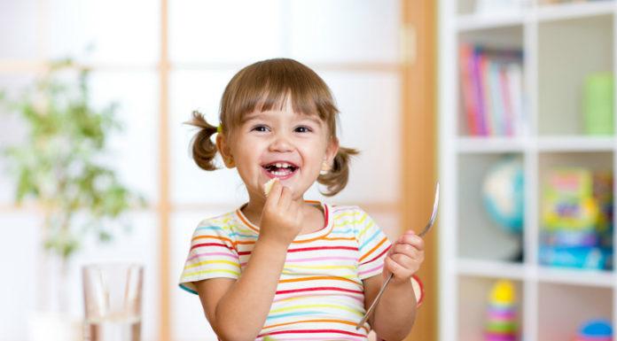 Healthy Tasty Food & Drinks For Children Below 5 Years